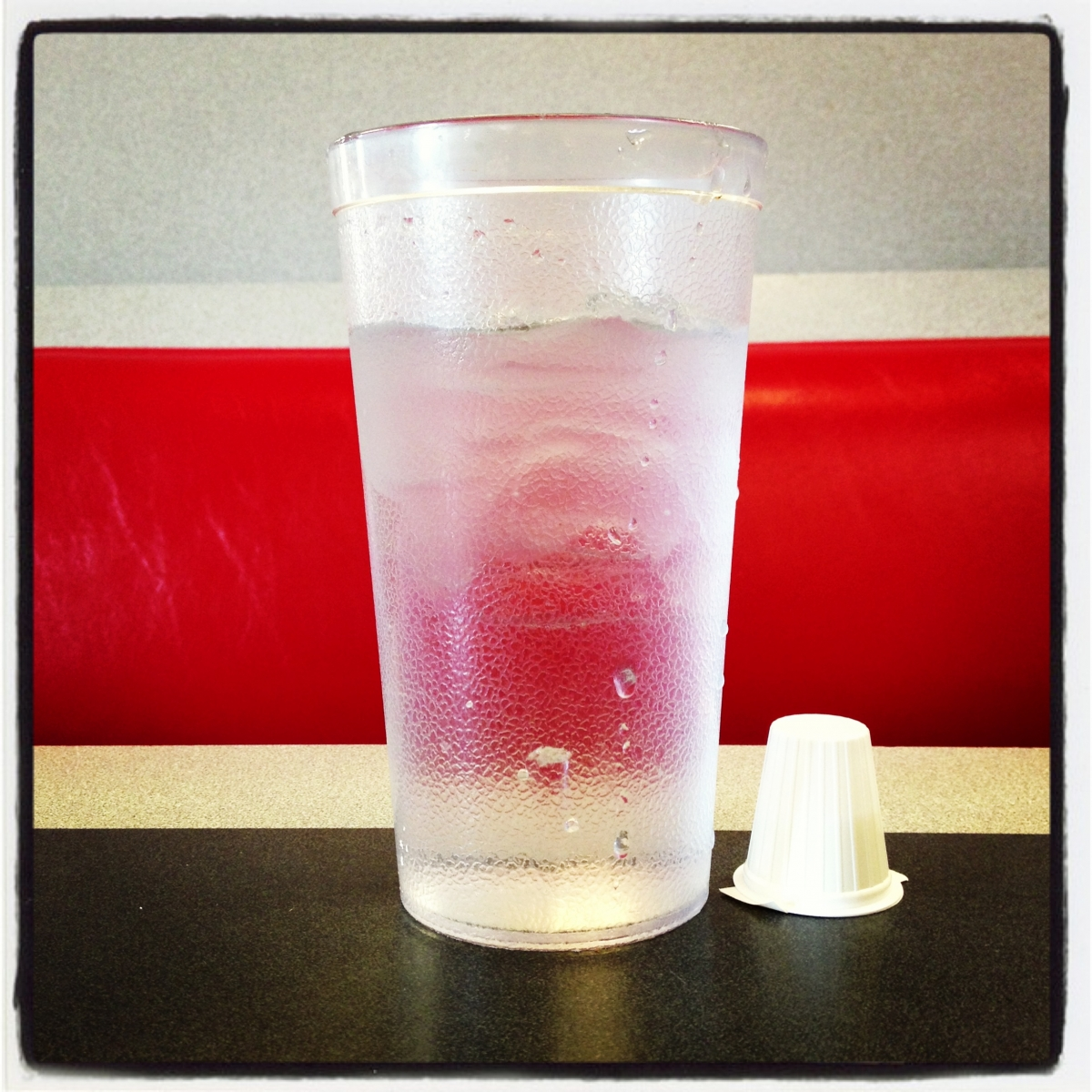 Water, Waffle House