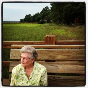 Mom, Skidaway Island, GA